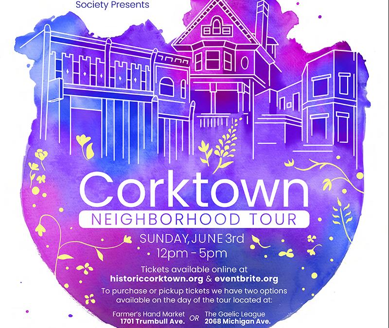 Corktown Neighborhood Tour 2018