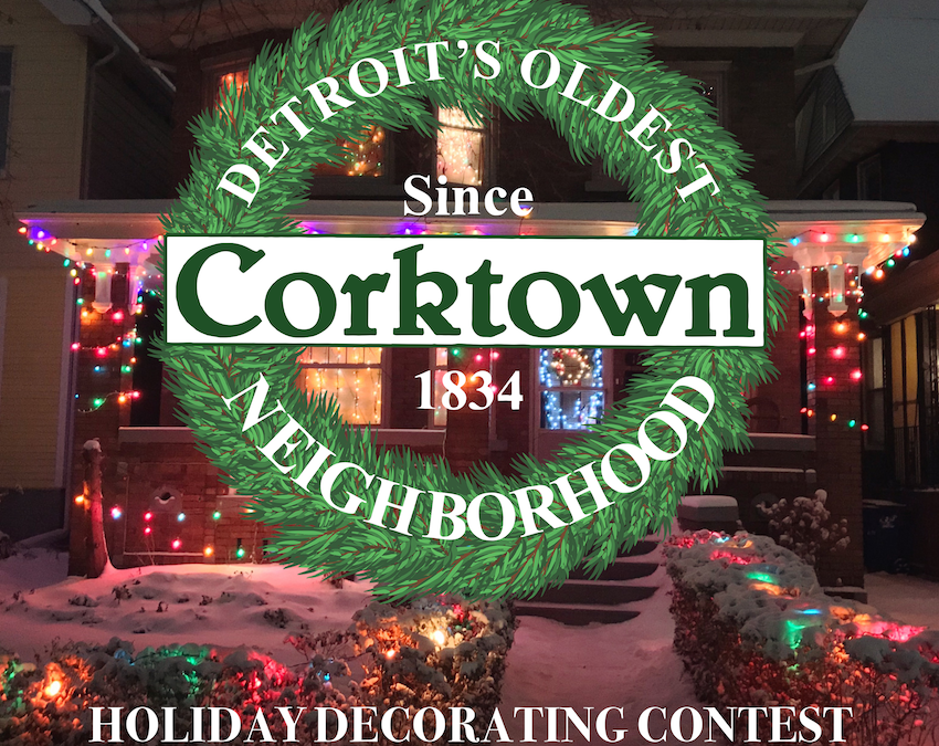 Corktown Holiday Decorating Contest